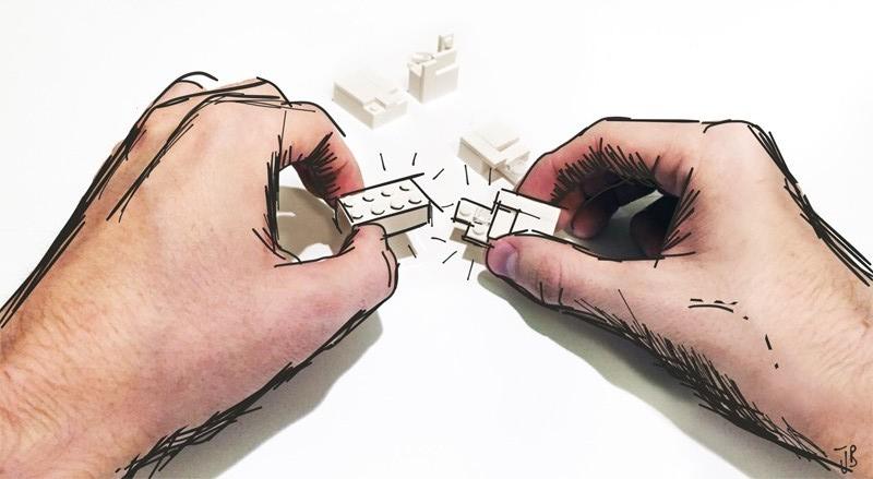 Curiosità e Domande sul mondo LEGO - Disegno e Progettazione