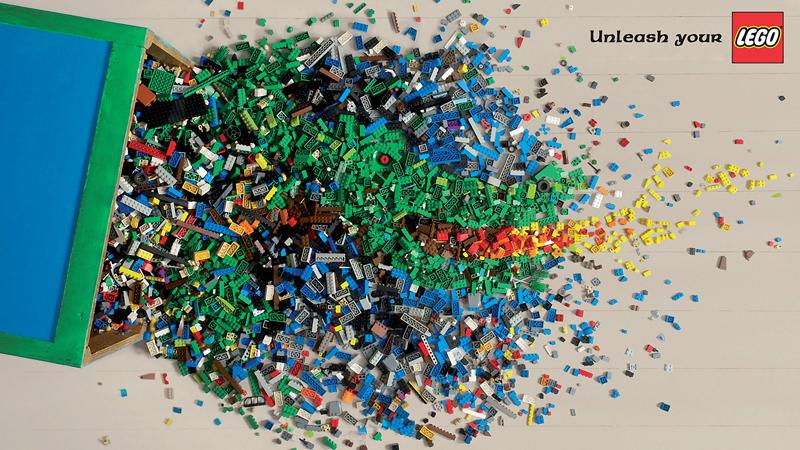 Curiosità e Domande; Risponde la LEGO