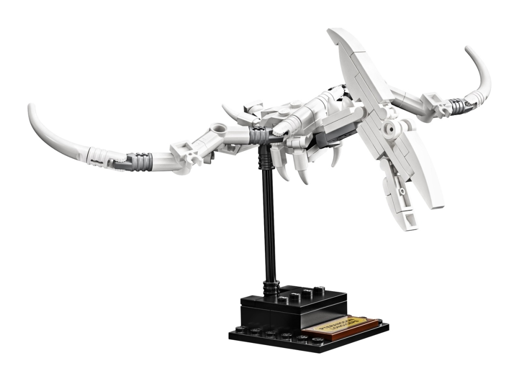 LEGO Ideas - Fossili di Dinosauro - set 21320 - Pterodattilo