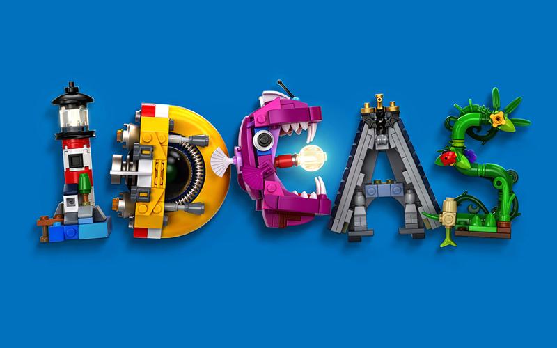LEGO Ideas - Nuove Idee Set LEGO