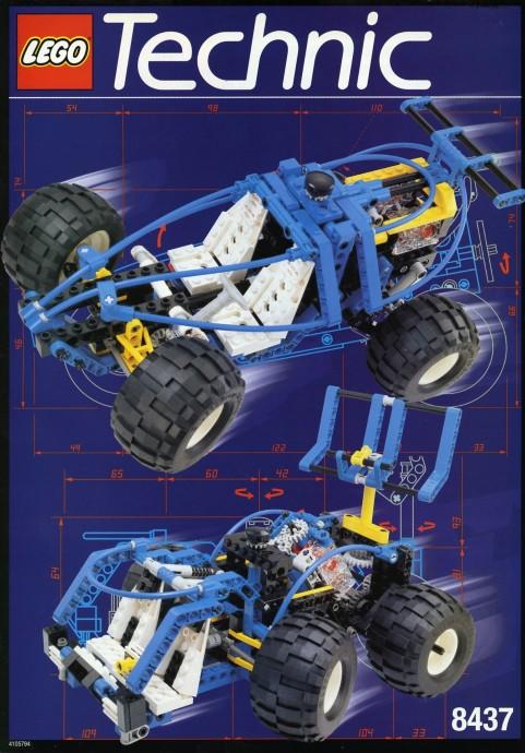 LEGO Technic Auto del Futuro 8437 (1997)