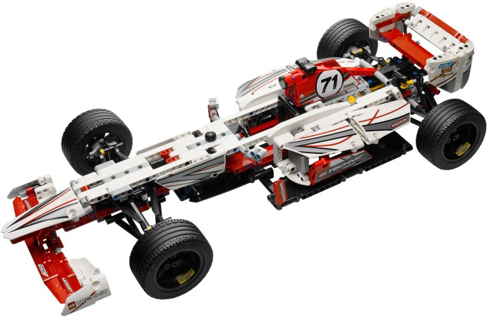 LEGO Technic F1 Grand Prix 42000 (2013)
