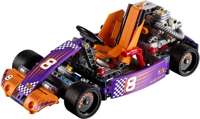 LEGO Technic Go Kart da Gara 42048 (2016)