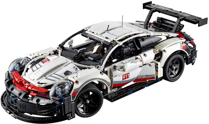 LEGO Technic Porsche 911 RSR 42096 (2019)