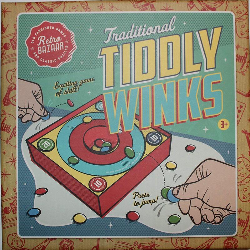 Storia della LEGO - 1948 - LEGO Tiddlywinks
