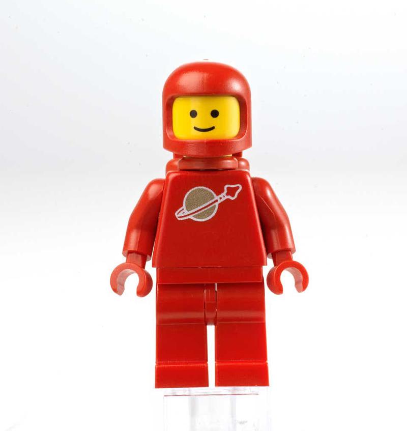 Storia della LEGO - 1978 - Prima minifigura completa per LEGO Spazio