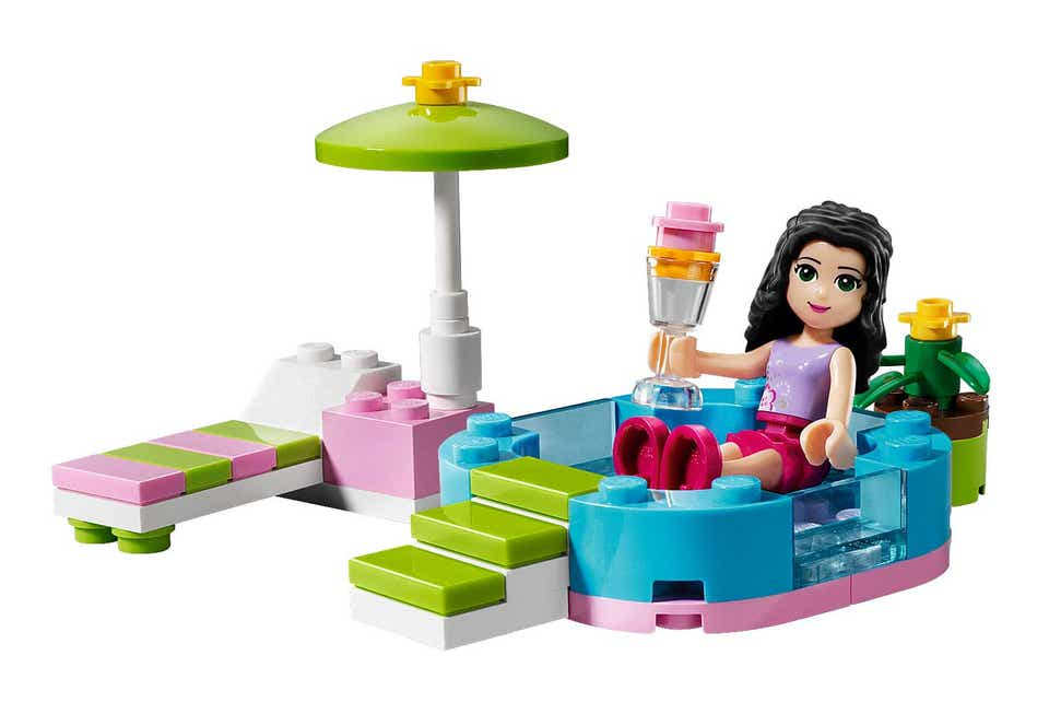 Storia della LEGO - 2012 - LEGO Friends