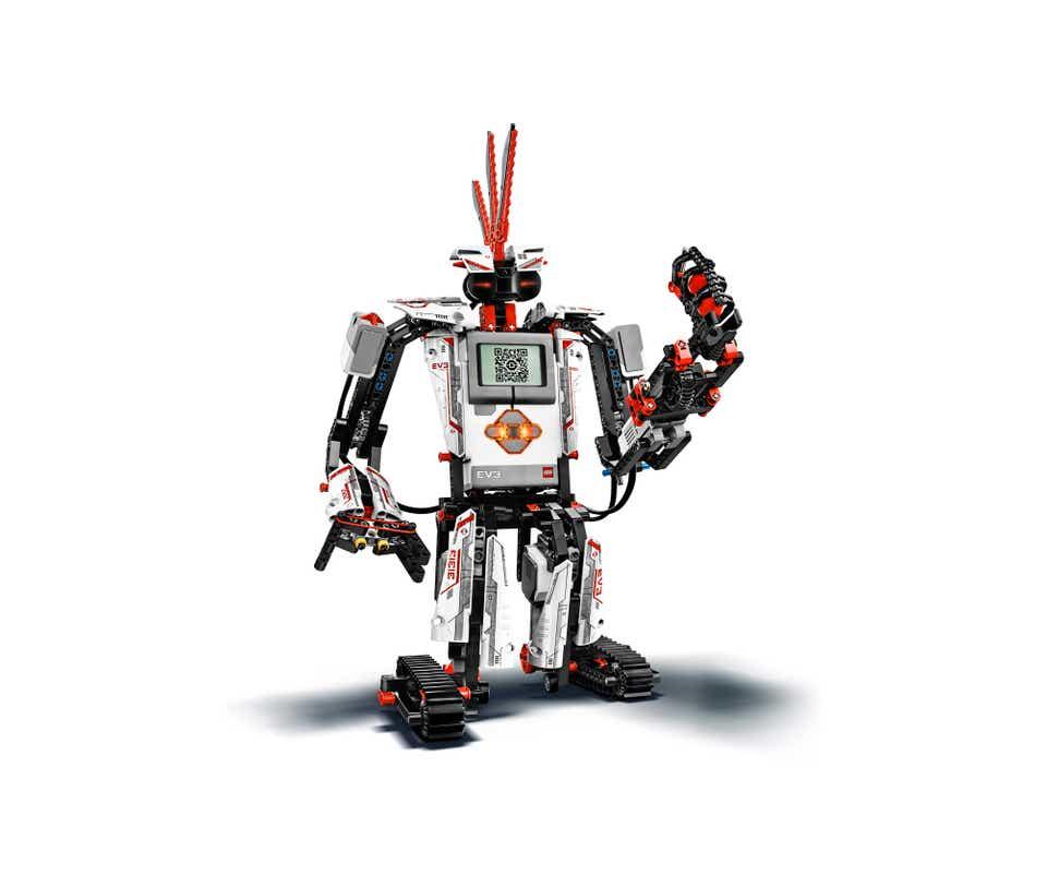 Storia della LEGO - 2013 - LEGO Mindstorms