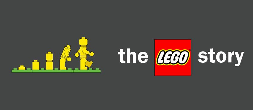 Storia della LEGO Anno per Anno