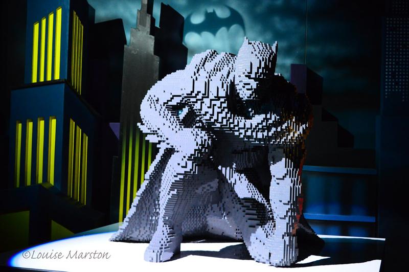 ARTE LEGO - L'Arte e i LEGO! - JOKERRR!!