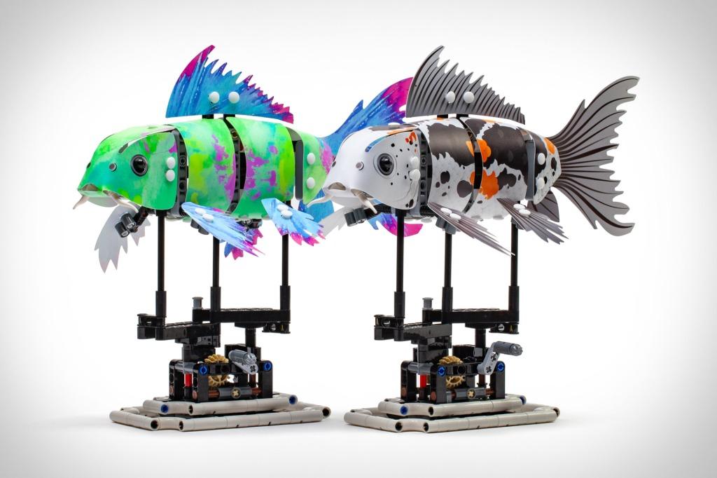 Presentato LEGO FORMA - Novità LEGO, News