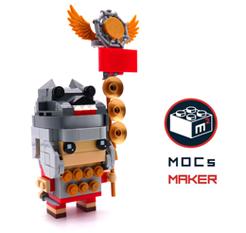 LEGO MOCS su Mocsmaker.com