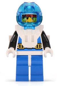 Lista Minifigure LEGO Aquazone Aquanauts