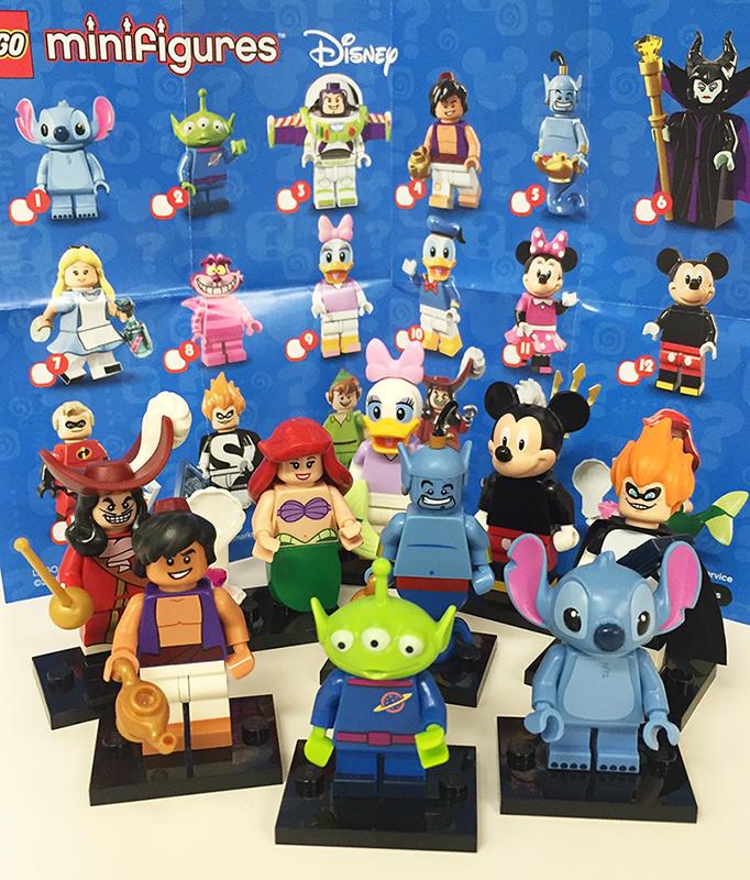 Minifigure LEGO - LEGO Disney