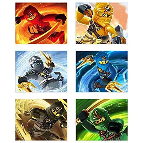 Minifigure LEGO - Minifigure LEGO Ninjago