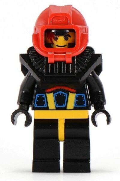 Minifigura LEGO Aquazone Aquashark - Generica Aquashark