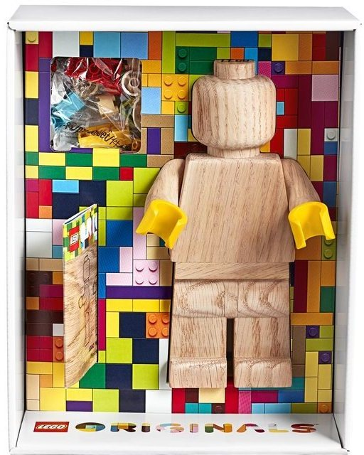 Minifigura LEGO Originals in LEGNO Iconico - Set 853967 - 2