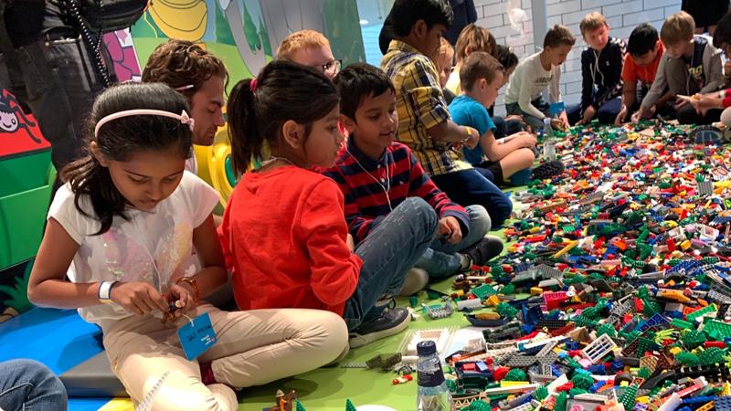 Ricostruiamo il Mondo con i Mattoncini LEGO - Educazione LEGO