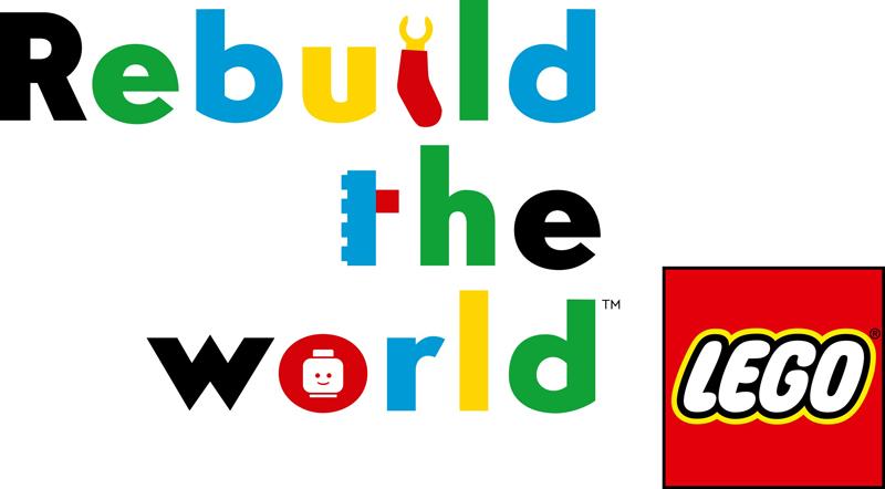 Ricostruiamo il Mondo con i Mattoncini LEGO - Rebuild The World