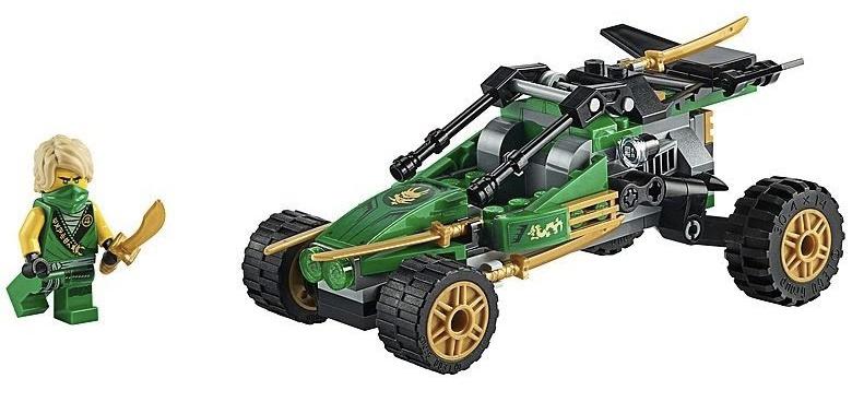 Rivelato Set LEGO Ninjago Predone della Giungla - Set 71700