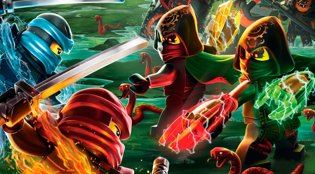 Rivelati Set LEGO Ninjago - Primavera 2020