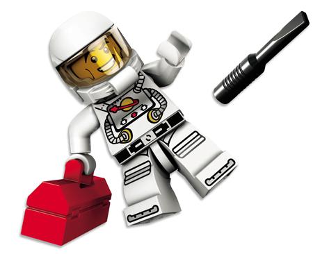 Rivelazioni LEGO