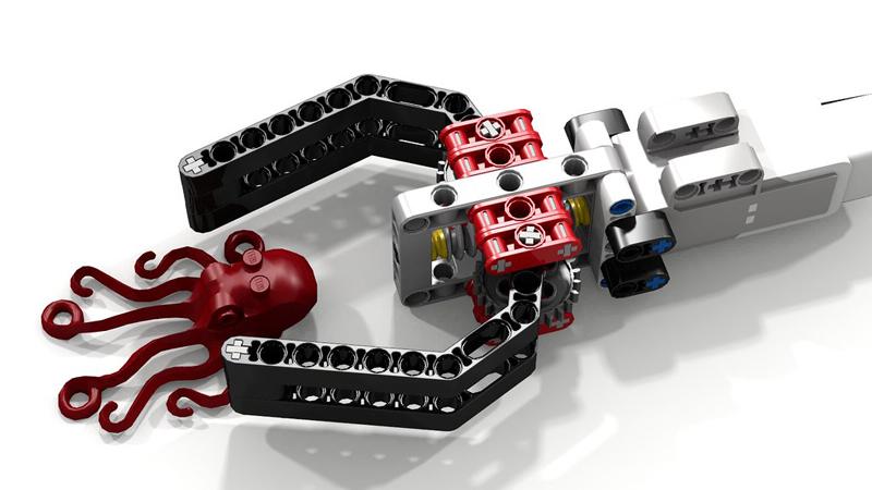 Educazione LEGO - Afferrare gli Oggetti