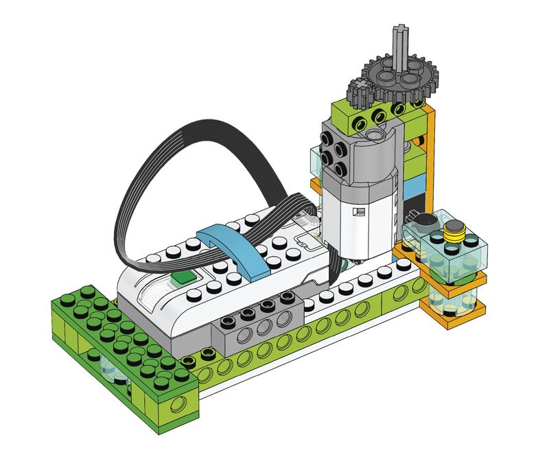 Educazione LEGO - Allarme di Pericolo