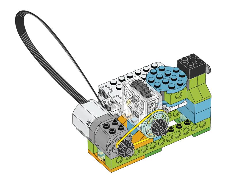 Educazione LEGO - Attraversamento per Animali Selvatici