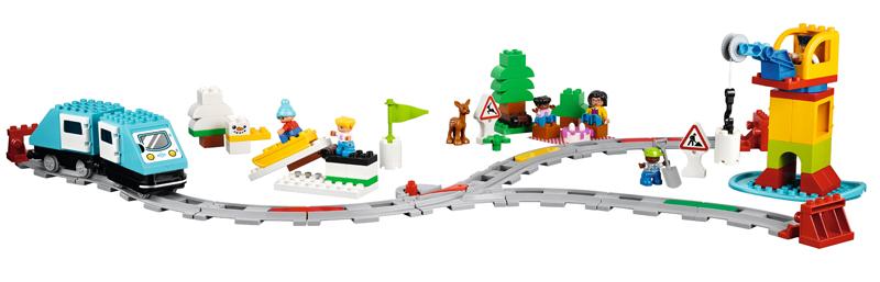 Educazione LEGO - Binario a forma di Y - Istruzioni Condizionali