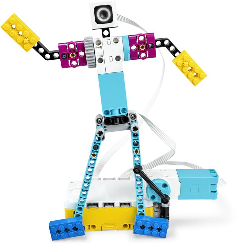 Educazione LEGO - Breakdance