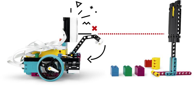 Educazione LEGO - Campo di addestramento 2: Giochiamo con gli Oggetti
