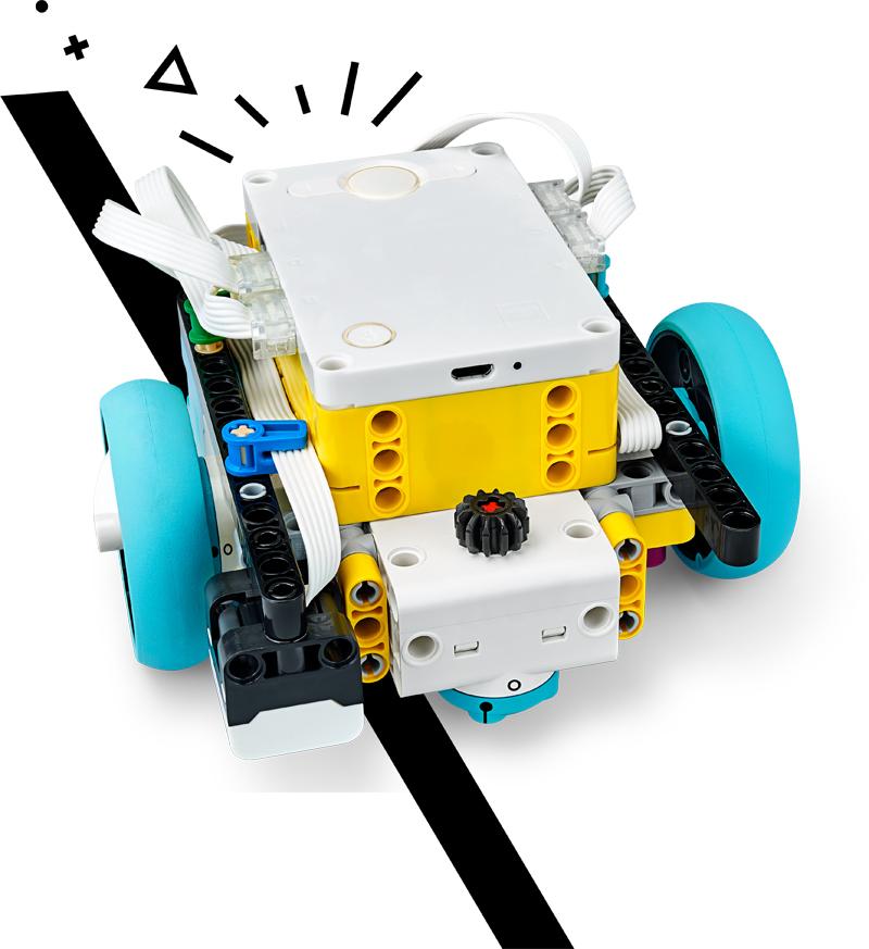 Educazione LEGO - Campo di addestramento 3: Reazione alle Linee