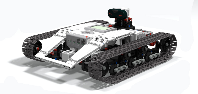 Educazione LEGO - Crea un Robot Esploratore Autonomo