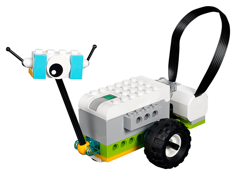 Educazione LEGO - Crea un Satellite in Movimento
