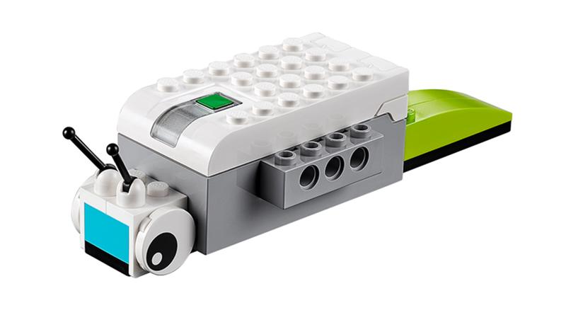 Educazione LEGO - Crea una Lumaca Luminescente