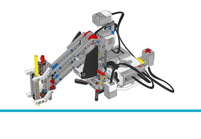 Educazione LEGO - Crea una Macchina da Disegno CNC