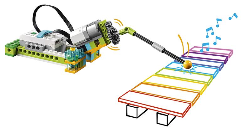 Educazione LEGO - Crea una Macchina del Suono