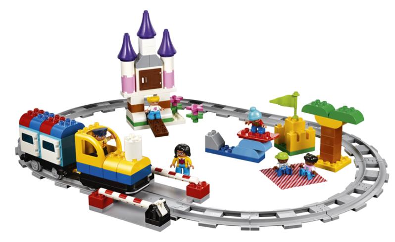 Educazione LEGO - Creazione di Cicli del Binario