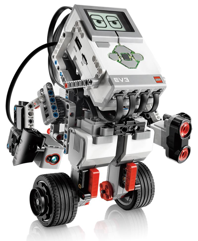 Educazione LEGO - Curva con l'uso del Sensore Giroscopico