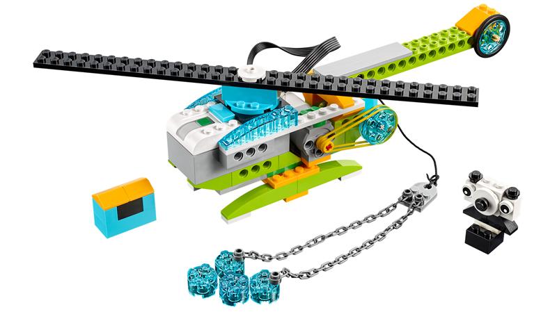 Educazione LEGO - Deposito e Soccorso