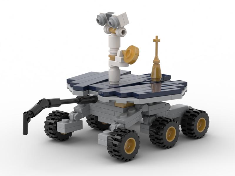 Educazione LEGO - Esplorazione Spaziale