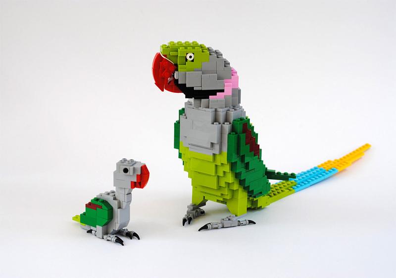 Educazione LEGO - Espressività degli Animali