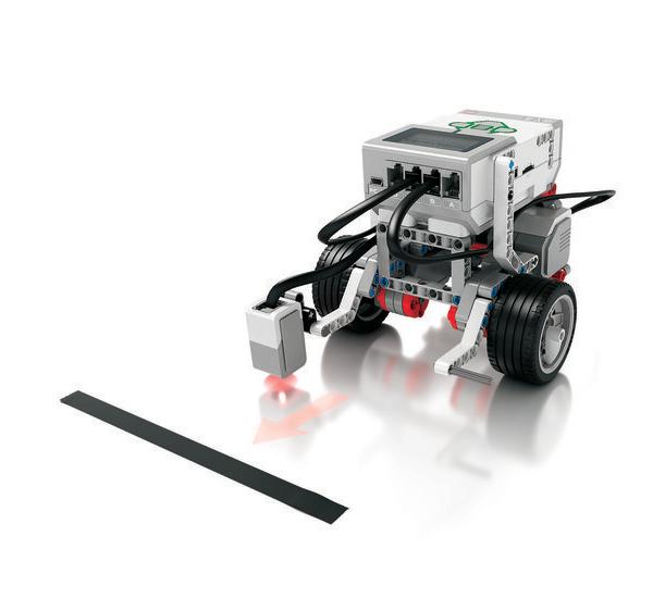 Educazione LEGO - Fermarsi sulla Linea