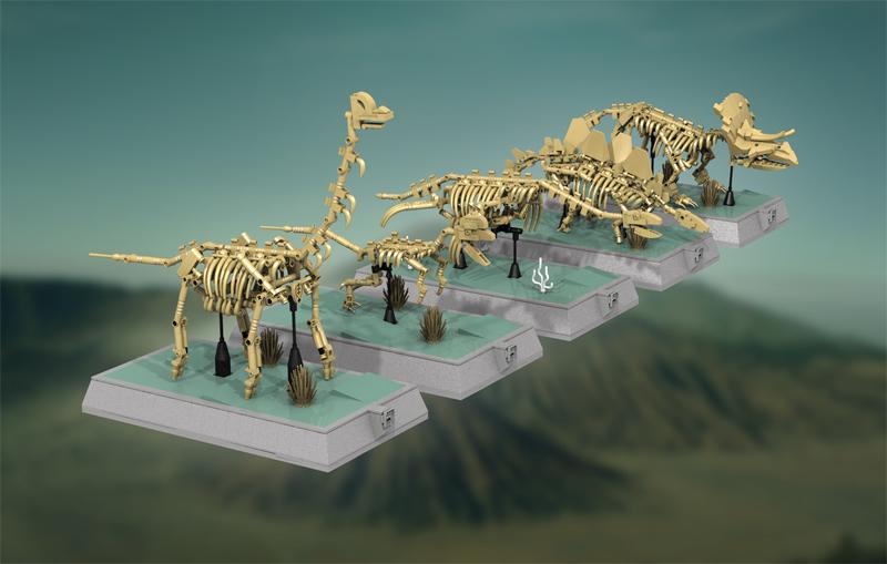 Educazione LEGO - Habitat Estremi