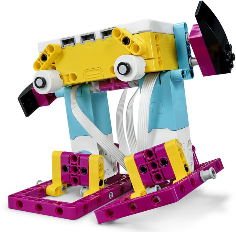 Educazione LEGO - L'Allenatore