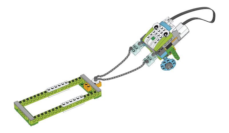 Educazione LEGO - La Trazione