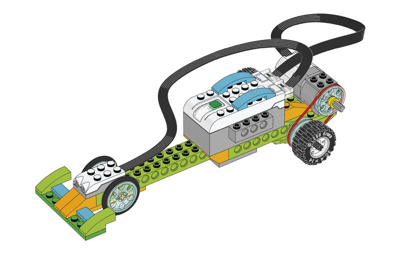 Educazione LEGO - La Velocità