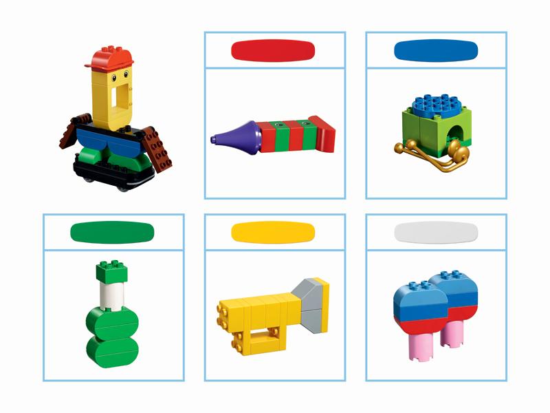 Educazione LEGO - Musica – Concerto degli Animali