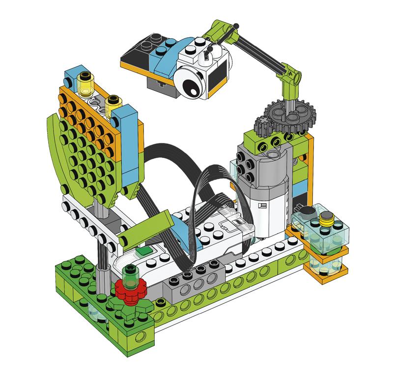 Educazione LEGO - Piante e Impollinatori
